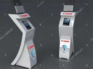 canon-ürün-tanıtım-standı