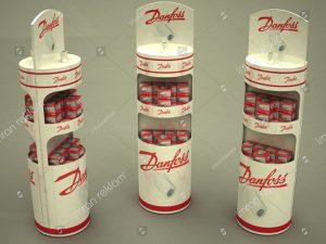 danfoss-ürün-tanıtım-standı