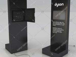 dyson-ürün-tanıtım-standı