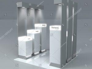 homend-tanıtım-standı