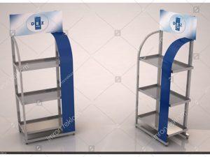 tekerlekli-rafli-stand